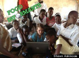Check out Shawn's Food Informants diary for The Huffington Post. #socent