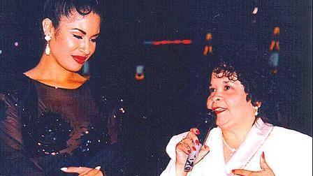 Selena with Yolanda @Emma Grant