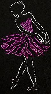 Dancer Pink Dress