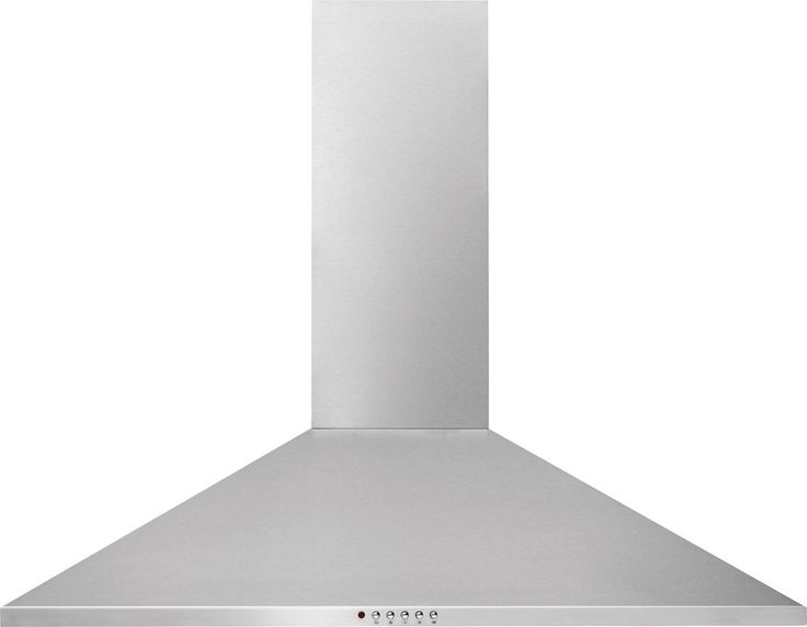 """Frigidaire FHWC3055LS 30"""" Canopy Wall-Mounted Hood, Stainless Steel"""