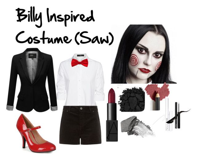 Billy Puppet Inspired Costume (Saw)  89931b99f0f7c