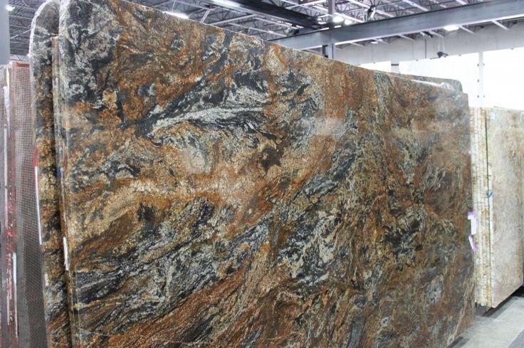 NEW MAGMA GOLD SUPREME POLISHED GRANITE  Granite