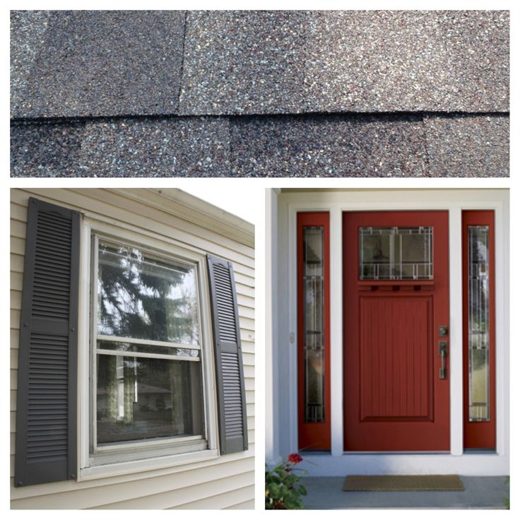 1000 Images About Front Door Shutter Colors On: 27 Best Images About Siding On Pinterest