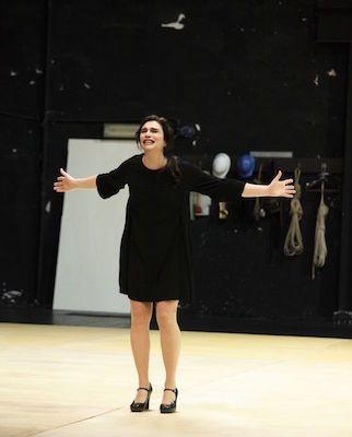 Rimini Domenica 6 marzo Prova regia di Pascal Rambert al Teatro Novelli