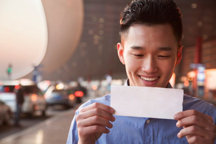 The airlines didn't want you to know how cheap their flights are, but this stock photo of some guy does.Aktarer Zaman is a 22-year-old entrepreneur who just got himself into a lot of trouble with the