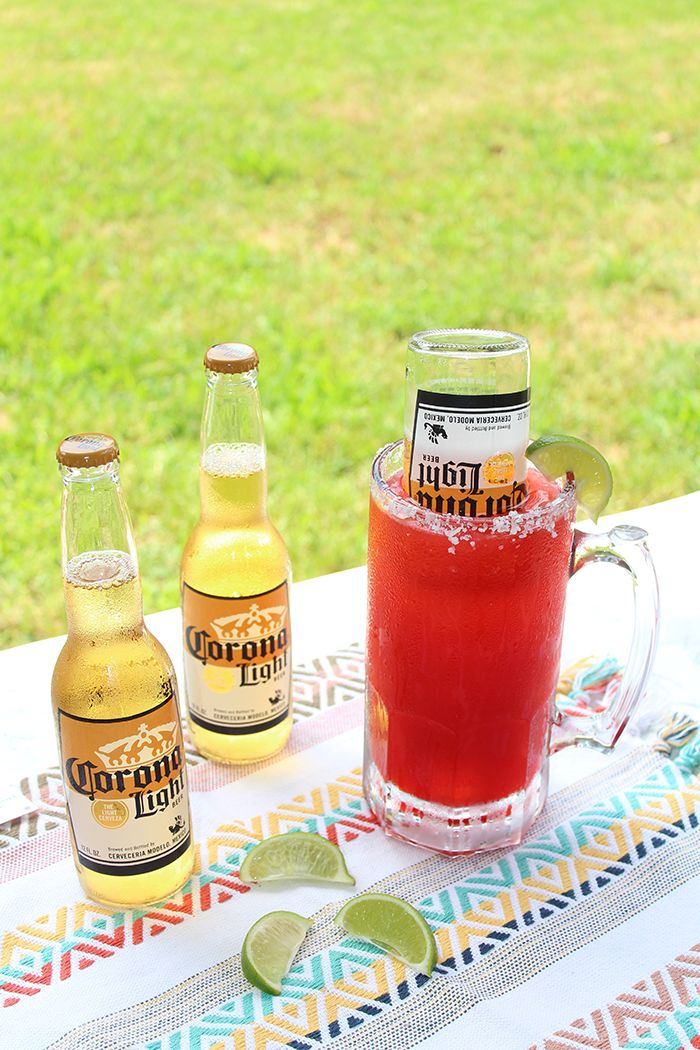 Watermelon Beer Rita Recipe