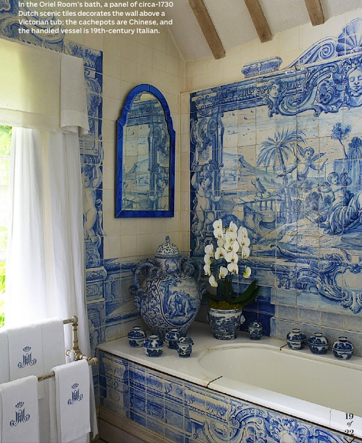 1000 Ideas About Blue Brown Bathroom On Pinterest: 1000+ Ideas About Blue White Bathrooms On Pinterest