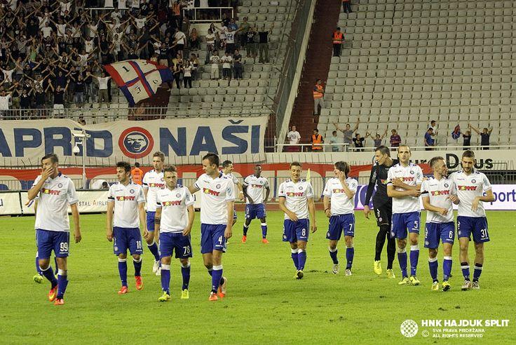 Hajduk - Zadar 6:0 • HNK Hajduk Split