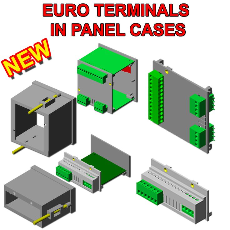 Euro Terminals in Din Panel Cases Now Din Panel Cases are available with Euro Terminals. New Innovative designed Back Plate facilitate Din Panel Cases use of Euro Terminals on back side. Euro Terminals of 5mm / 5.08mm pitch provides more number of terminals. Standard commercial euro terminal provides wide choice in current rating, insulation and have all international approvals UL, CE #PlasticEnclosures , #DinRailEnclosures  ,#WallMountEnclosures ,,#ElectronicEnclosures, #Enclosures