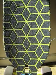 how to cut grip tape designs