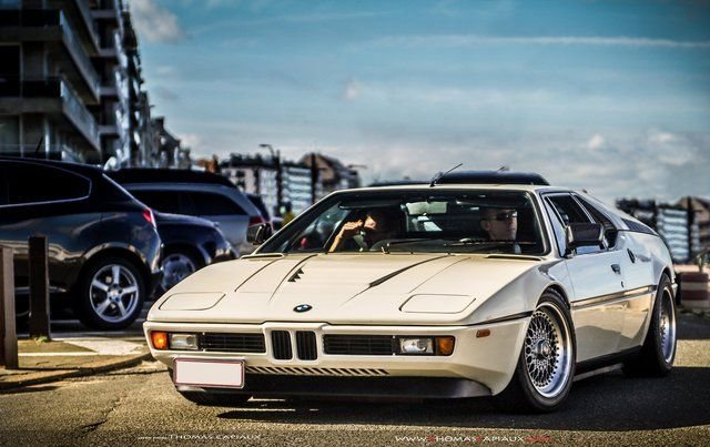 I always thought this was a great car and shape.  You could tell right away that it was a BMW M1.