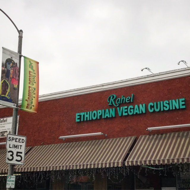 Check Out Little Ethiopia In The Fairfax District Of Los Angeles For Incredible Ethiopian Restaurants Markets And Shop Ethiopian Restaurant Trip Advisor Ethiopia