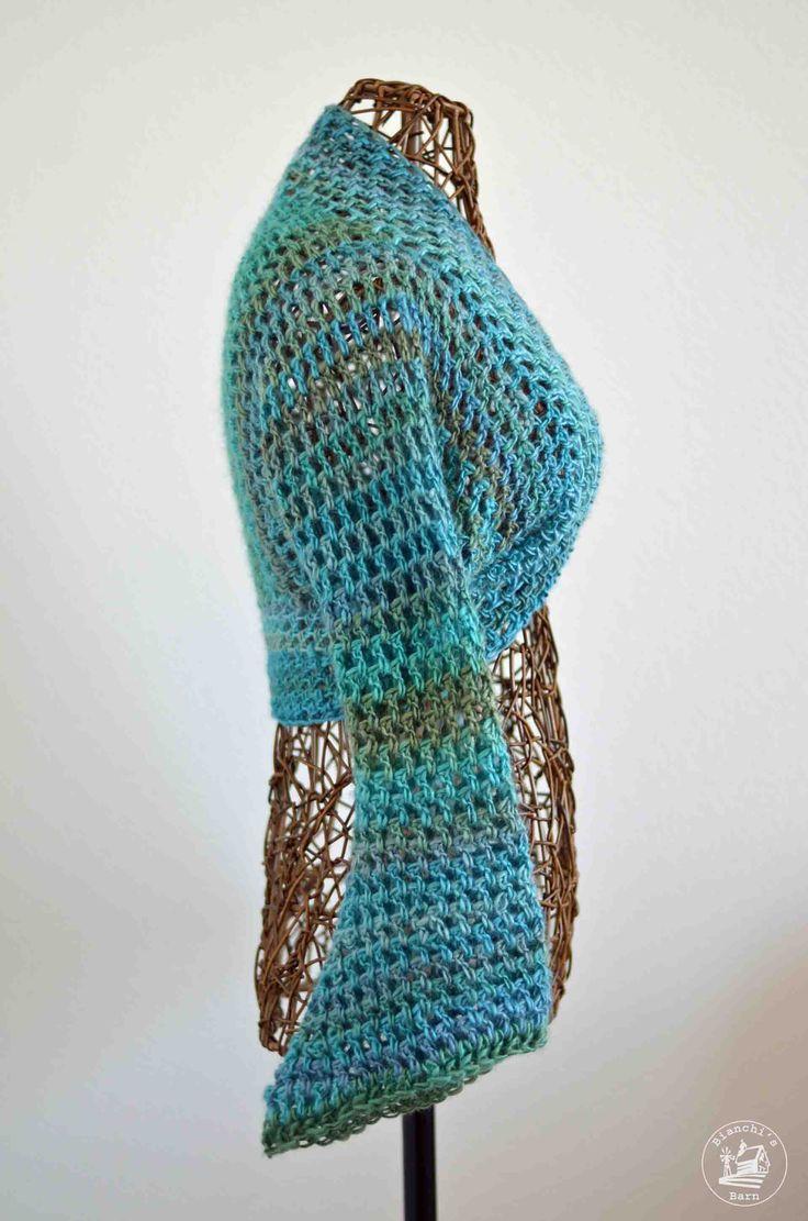 Best 25 crochet shrug pattern ideas on pinterest crochet shrugs lightweight no seam shrug free crochet pattern bankloansurffo Gallery