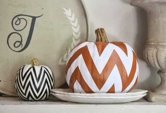 Lush Fab Glam Blogazine: 12 Fabulous Ways To Decorate Your Pumpkins.