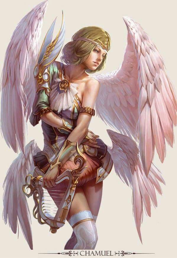 Image result for archangel chamuel fantasy art