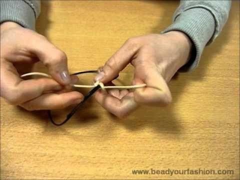 Sieraden maken - Techniek 1: Knooptechnieken