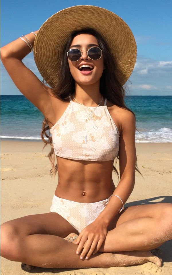 Beach Babe bikini in mint | SHOWPO Fashion Online Shopping