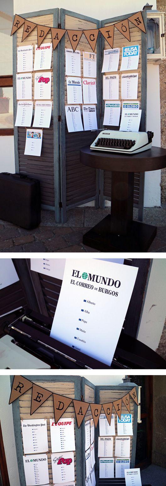 Seatting plan en biombo #bodas#seattingplan#sittingplan#protocolobodas