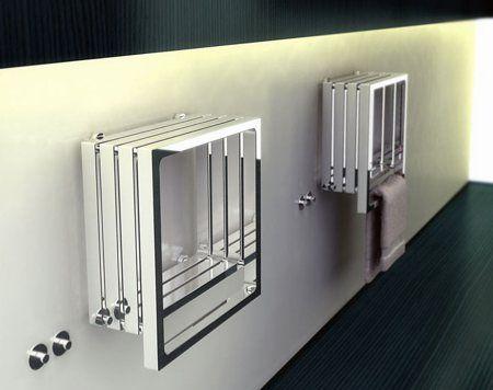 sche serviettes design radiateur salle de bainsecheporte - Porte Serviette Salle De Bain Design