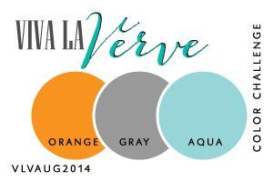 Viva la Verve Sketches: Viva la Verve August 2014 Week 1 {Sketch + Color} #vervestamps #vivalaverve #colorchallenge