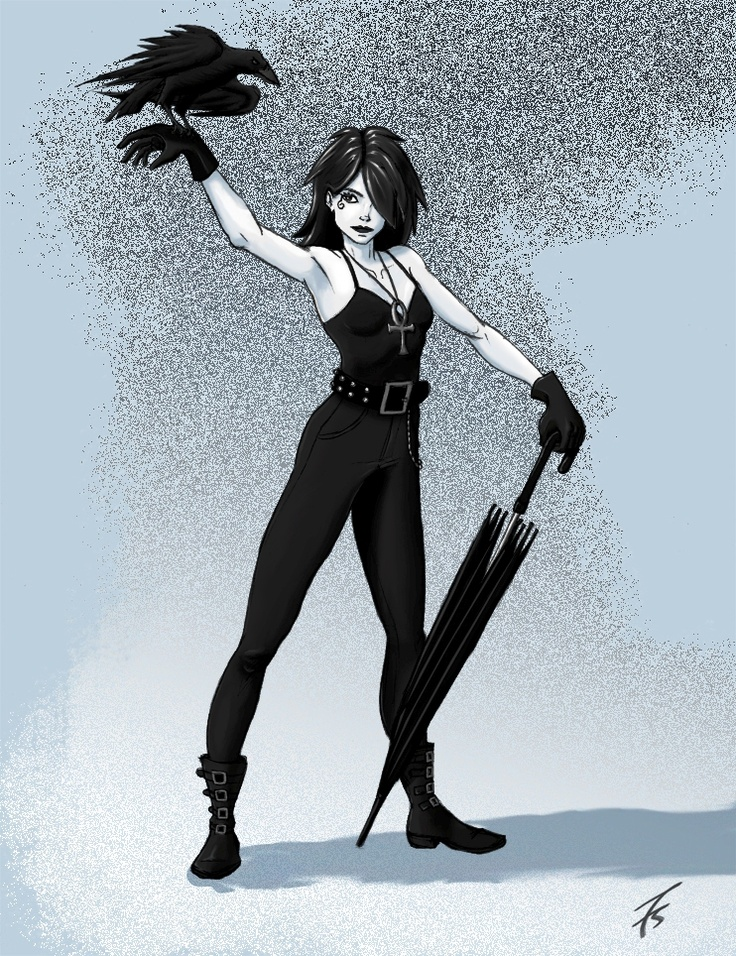 Death and Matthew- Sandman