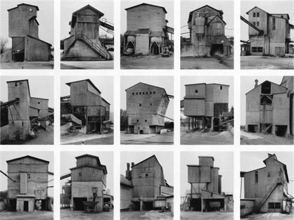 http://www.artnet.com  Bernd and Hilla Becher (German)