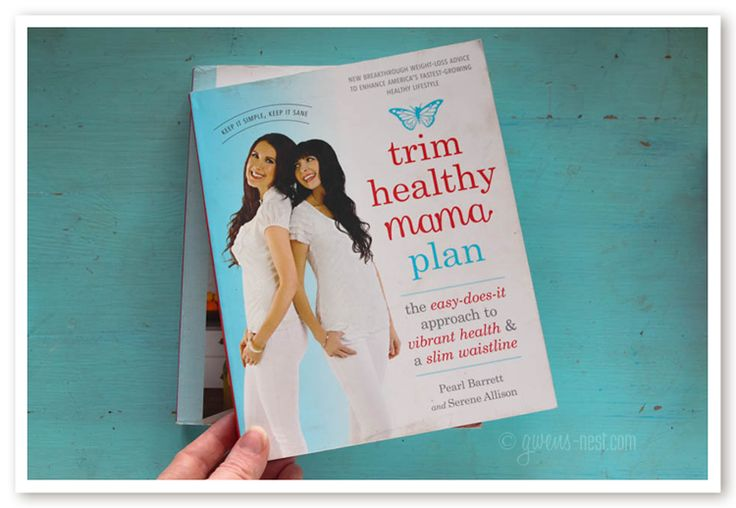 Trim Healthy Mama Plan Book Review   Gwen's Nest