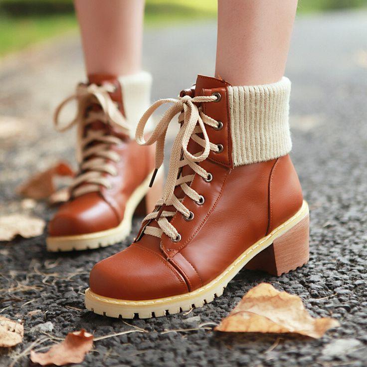 Fashion students martin boots
