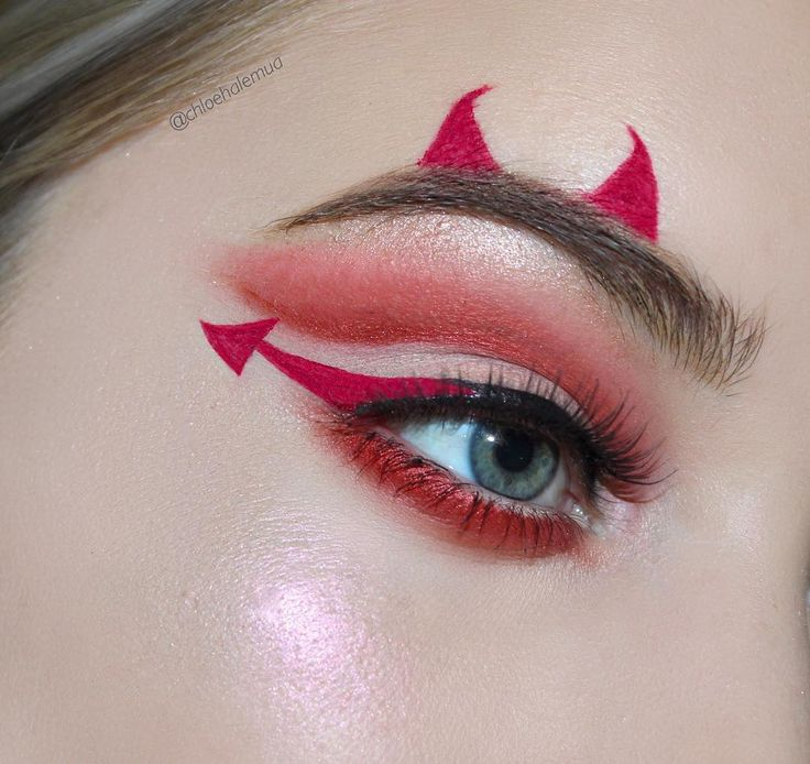 10 Devilish Halloween Make-up Seems Even Inexperienced persons Can Pull Off