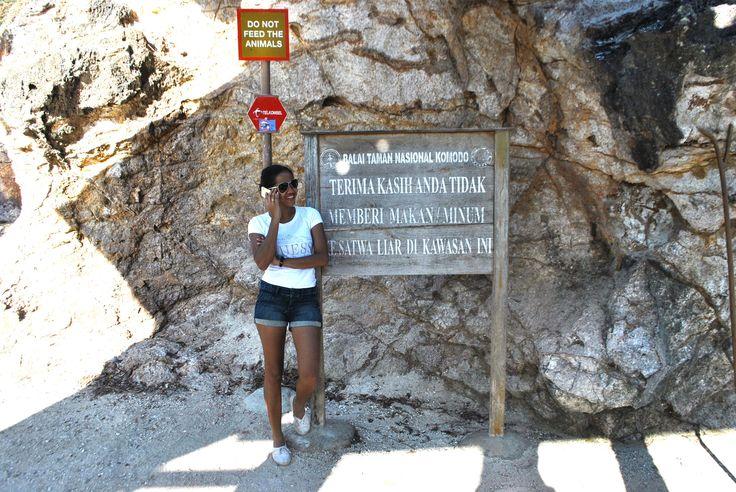 Rinca Island