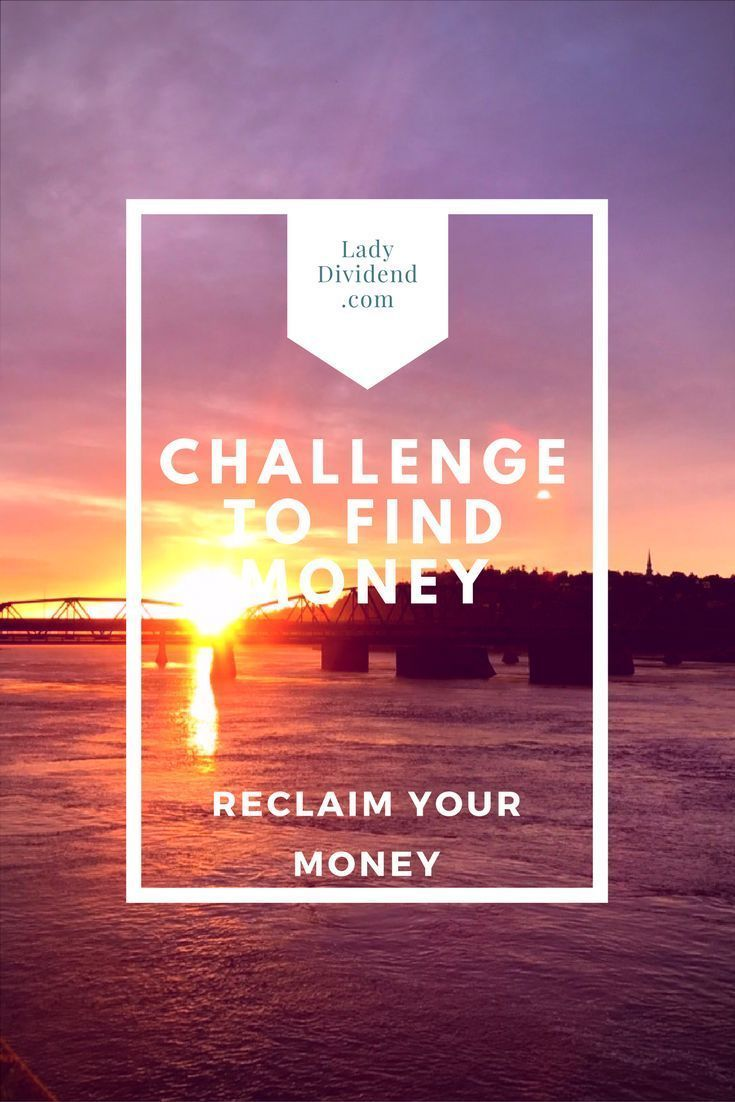 Rescue your dollars before they are spent with fun challenges!