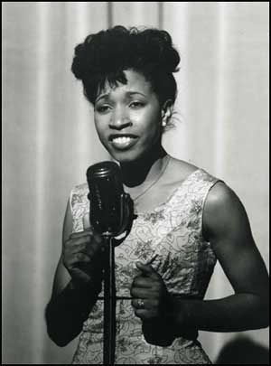 Ethel-Waters - blues and jazz vocalist and actress