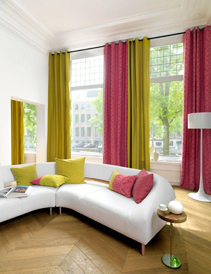 Rideaux Moderne Salon