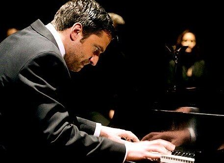 Image result for raul esparza piano