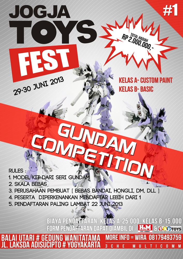Gundam Competition