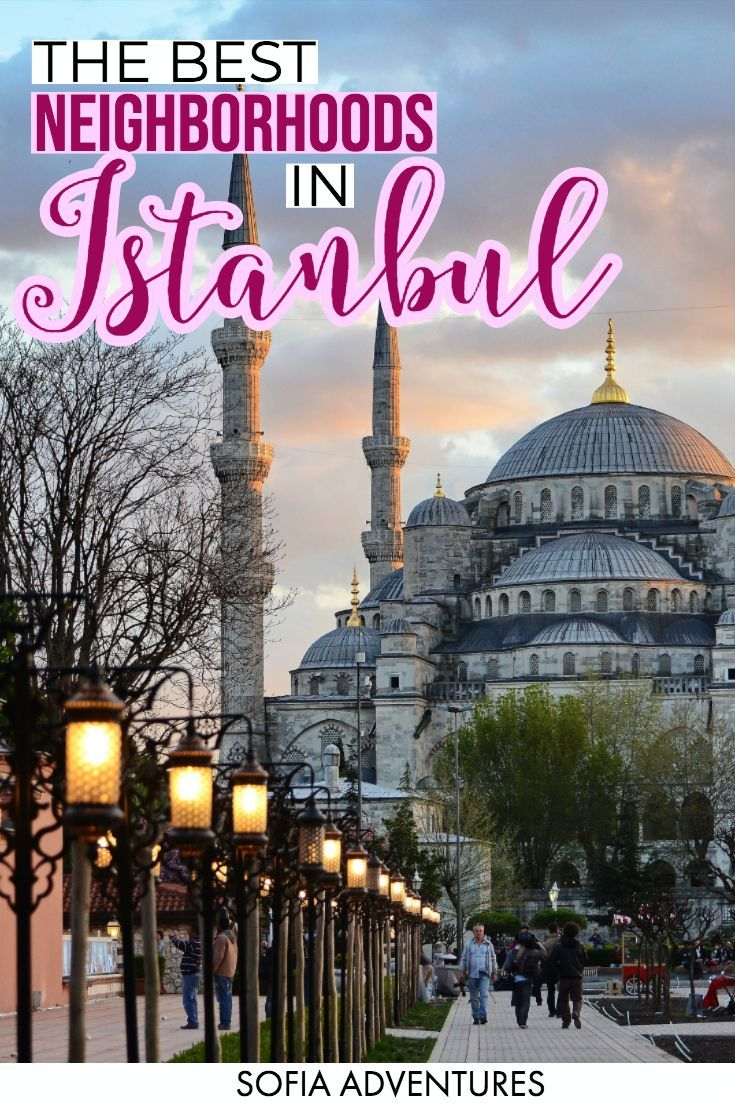Where to Stay in Istanbul: Neighborhoods & Hotels You'll Love