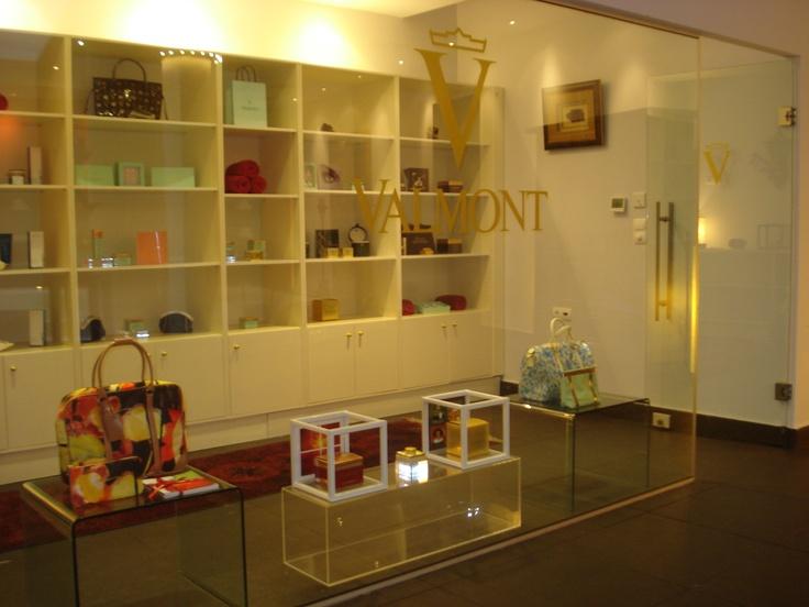 boutique Valmont in Euphoria Spa in Capsis hotel in Agia Pelagia