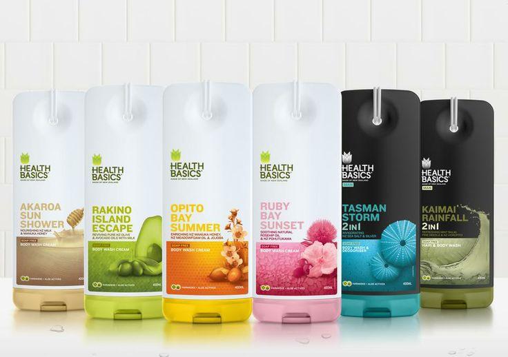 Best Awards - Milk NZ (Ltd). / Health Basics Packaging Refresh
