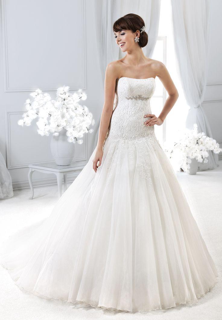 Svatební šaty Agnes 11792