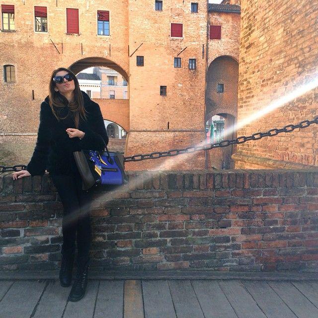 Il sole bacia le ragazze felici☀️ #Ferrara #sole #cuore #noansia
