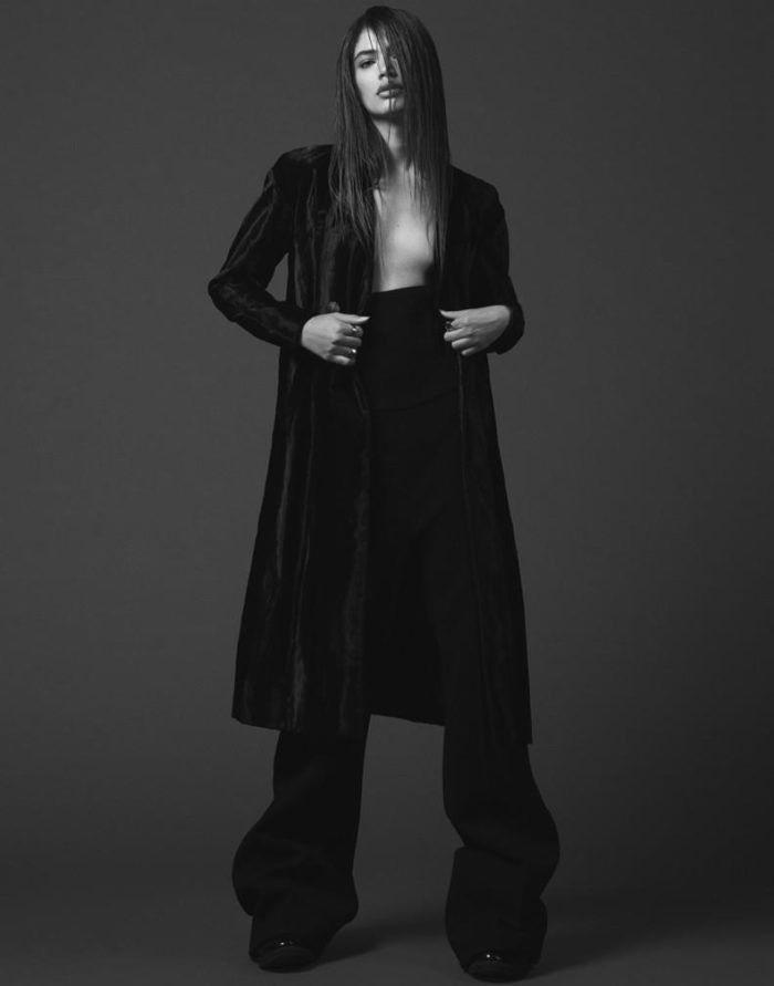 Valentina Sampaio by Ryan Michael Kelly - Minimal. / Visual.