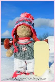 Fly to Your Heart: Te mooi gewoon! Die Russische poppen zijn prachtig!