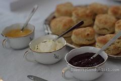 scones & cream