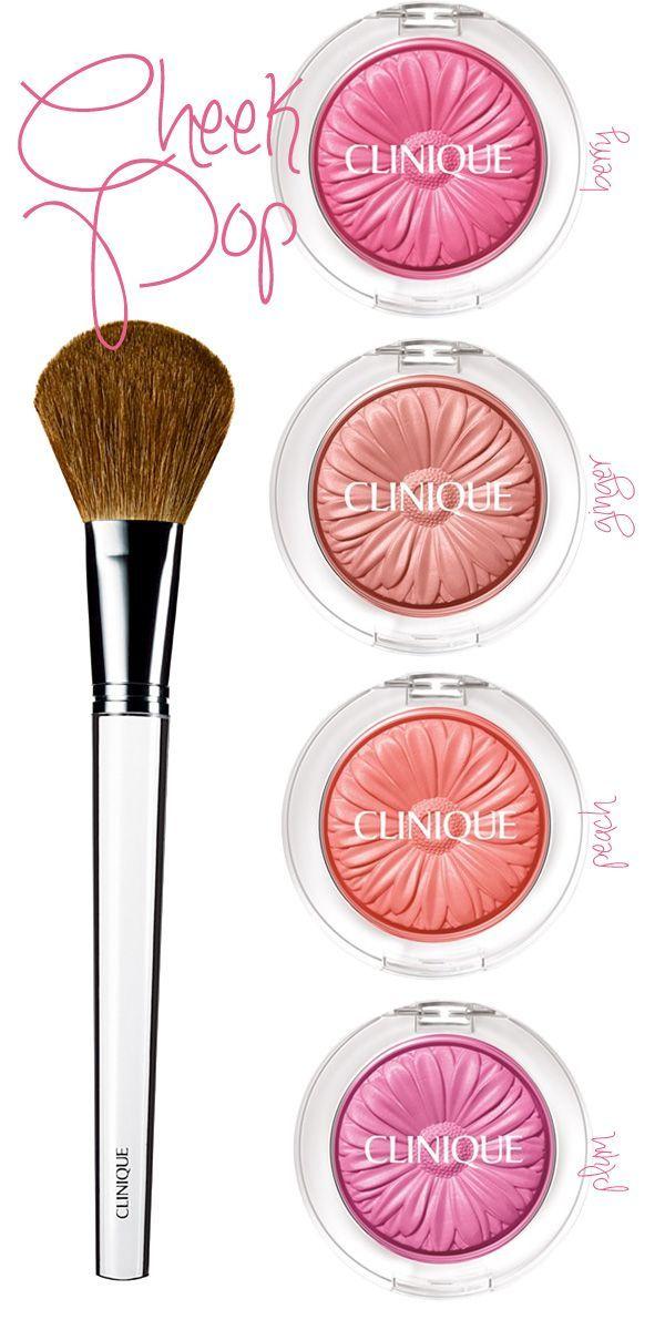 Bellissimi e ultra colorati i blush di Clinique per la primavera 2014! #makeup #clinique #beautyblog