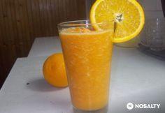 Fahéjas narancsos-répás turmix
