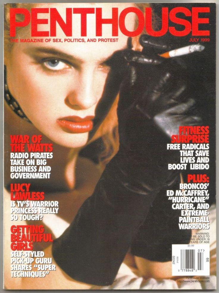 penthouse magazine july 1999 melissa ludwig pet of month men 39 s interest penthouse magazine. Black Bedroom Furniture Sets. Home Design Ideas