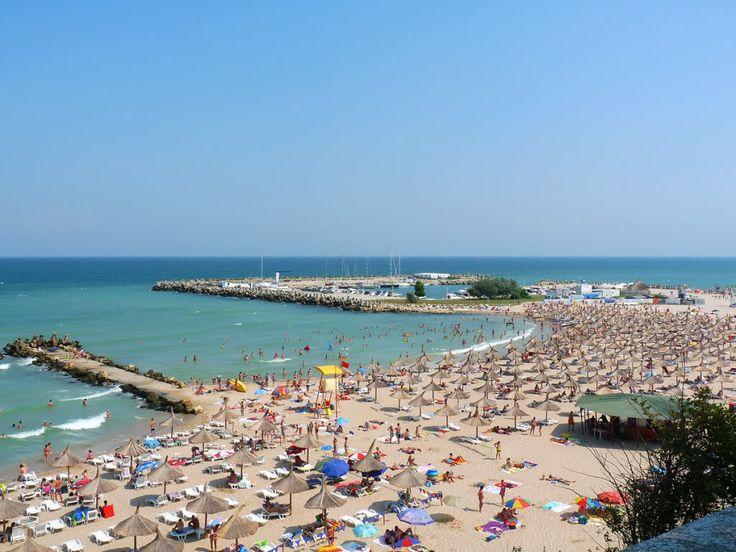 Cele mai liniștite stațiuni de pe litoralul românesc