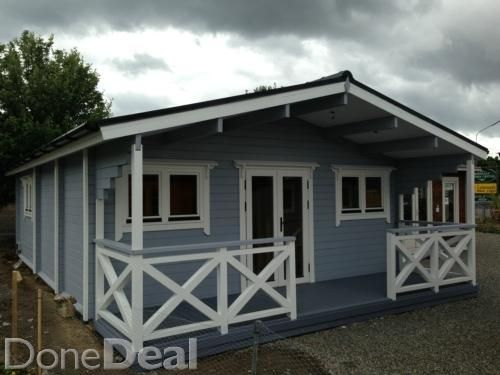 6x9.5m Two bedroom € 18,900 fitted!!