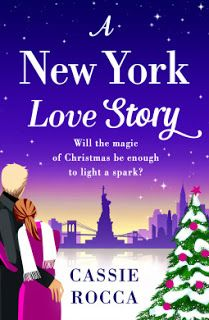 Welcome: A New York Love Story  #lovestory #romance #chicklit #christmas #lovedit #cassierocca