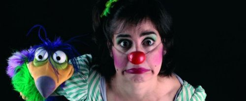 Monicreques Mandarina: Laboratorio máxico en Auditorio Municipal, Ourense infantil escea escena teatro
